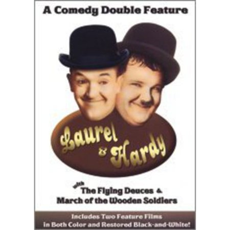 Laurel And Hardy: The Flying Deuces / March Of The Wooden Soldiers - March Of The Toy Soldiers