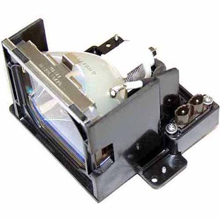 Hi. Lamps EIKI 6102973891, 610 297 3891, 610-297-3891, POA-LMP47 Replacement Projector Lamp Bulb with Housing