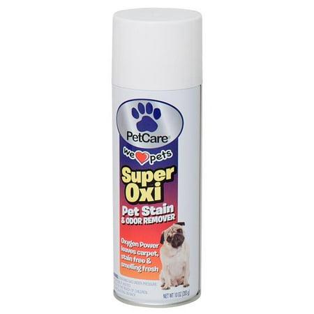 DDI 2341613 10 oz Super Oxi Pet Stain & Odor Remover - Case of 36 - image 1 of 1