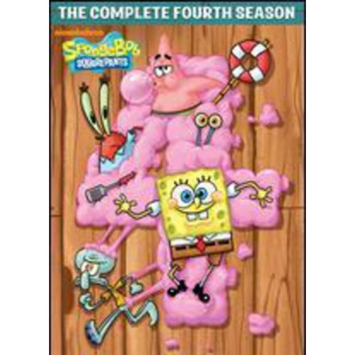 SpongeBob SquarePants: The Complete Fourth Season (Full Frame)