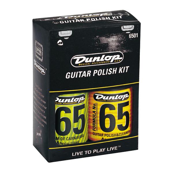 Dunlop Formula 65 Guitar Polish Kit by Dunlop