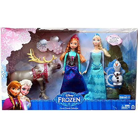 Disney Frozen Friends Collection Gift (Best Disney Frozen Friends Gift Sets)