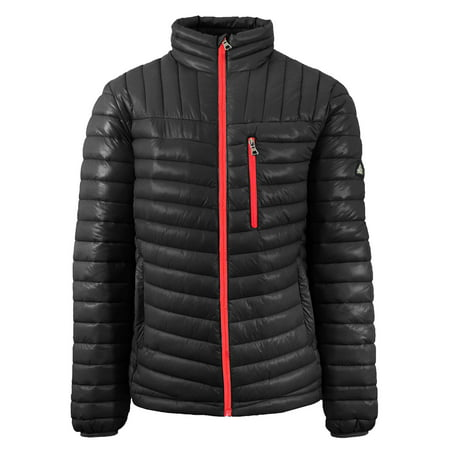 Men's Lightweight Puffer Bubble Jacket](blanc noir puffer vest)