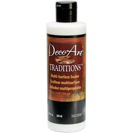 Traditions Artist Acrylic Multi-Surface Sealer 8oz-