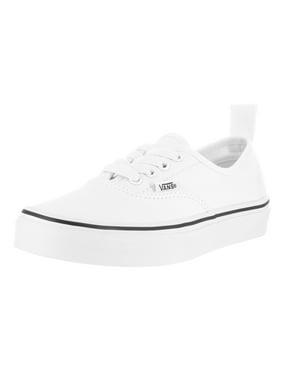 8278f130f Product Image Vans Kids Authentic Elastic (Elastic Lace) Skate Shoe