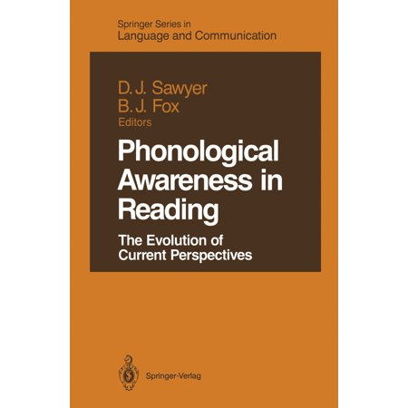 Phonological Awareness in Reading - eBook
