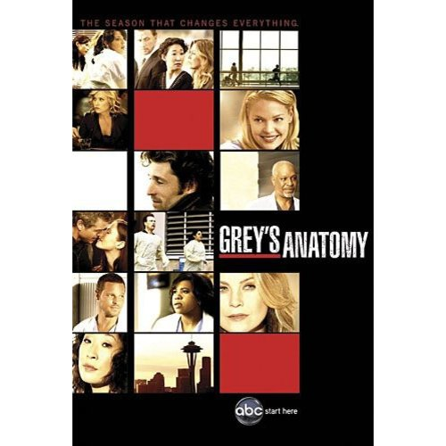 GREYS ANATOMY-6TH SEASON (DVD/6 DISC/WS/SP-FR-SUB)