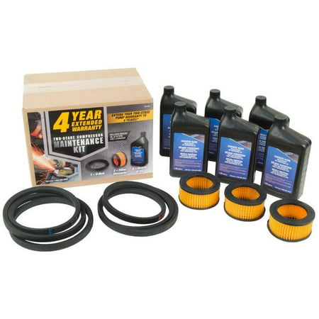 Industrial Air 165-0320 Maintenance Kit For 5 HP Two Stage Air Compressors