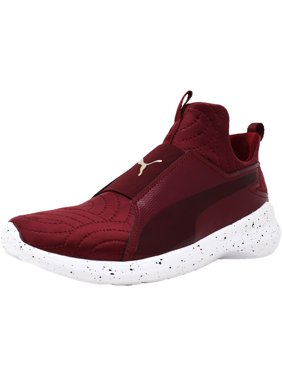 Product Image Puma Women s Rebel Mid Speckle Cordovan   Team Gold  Ankle-High Training Shoes - 7M deff8e5d8