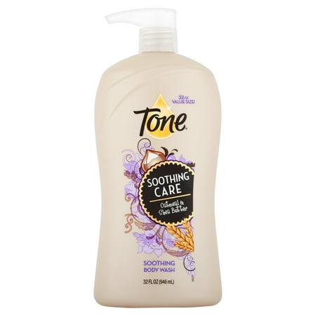 Tone® Soin Apaisant Corps Apaisant Wash 32 fl oz. Pompe