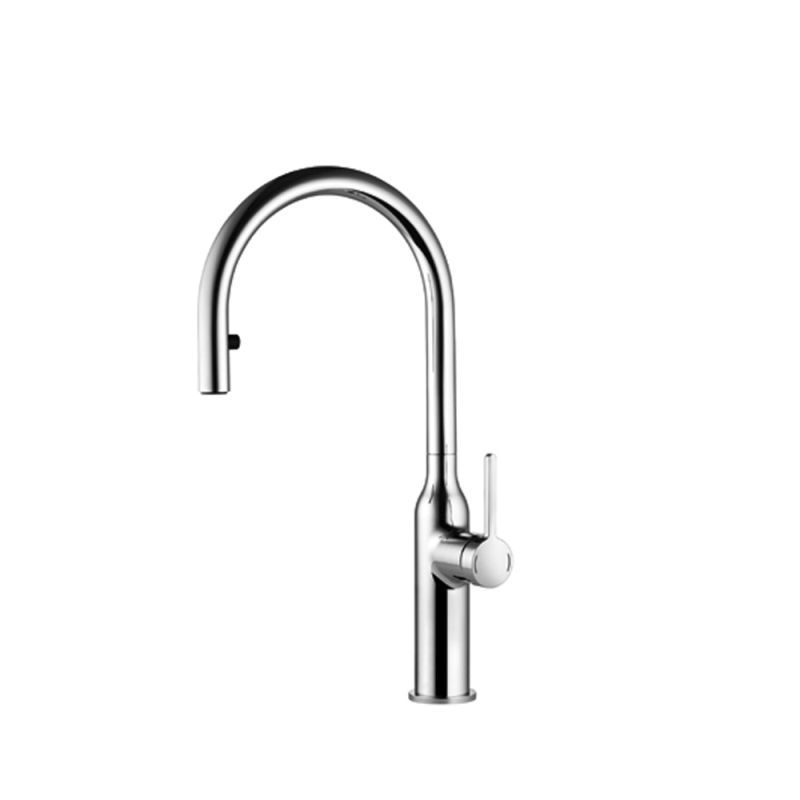KWC 10.261.102.127 SIN Single-Lever Pull Down Kitchen Fau...