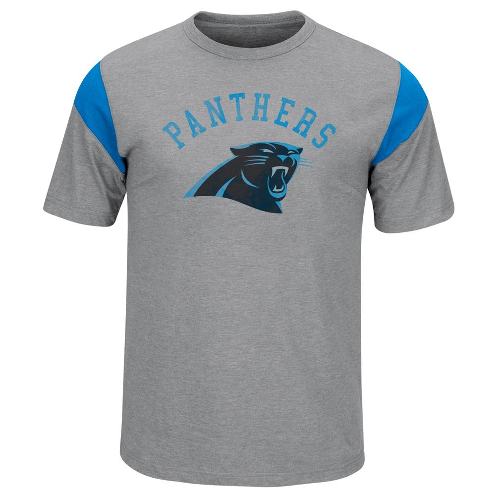 Carolina Panthers Pure Heritage Short Sleeve T-Shirt