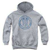Mighty Morphin Power Rangers Angel Grove Hs Big Boys Pullover Hoodie