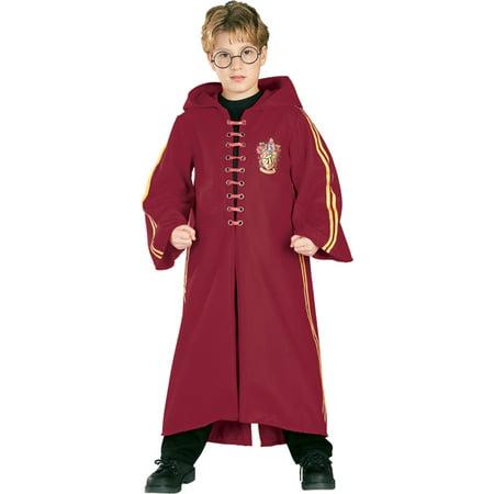 Morris costumes RU882173MD Harry Potter Quidditch Child - Harry Potter Quidditch Costumes