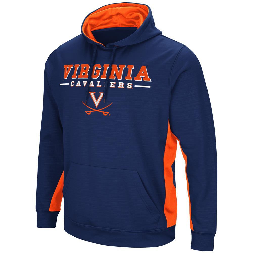 University of Virginia Cavaliers Hoodie Performance Fleece Pullover Jacket