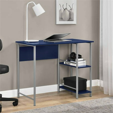 Mainstays Basic Student Desk, Multiple Colors (Mainstays L Shaped Desk With Hutch Multiple Finishes)