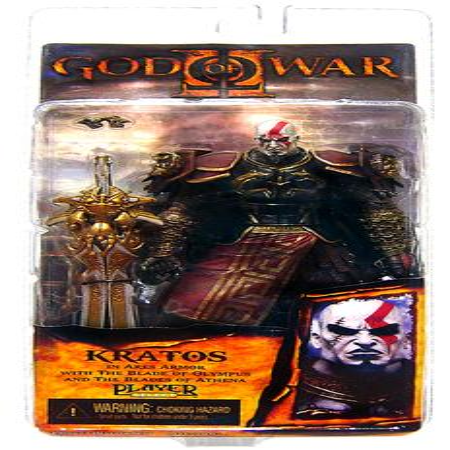 NECA God of War Series 1 Kratos Action Figure [Ares Armor]
