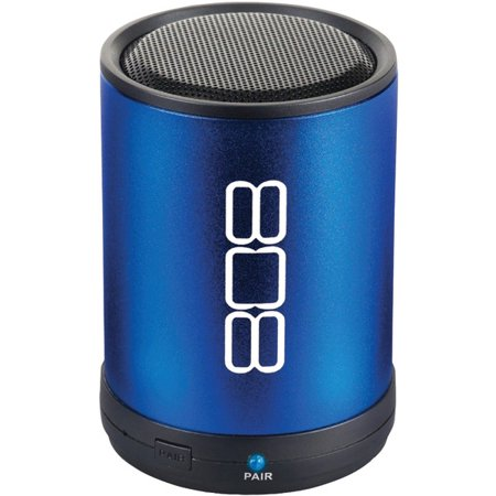 808 SP880BL CANZ Bluetooth(R) Portable Speaker (Blue)