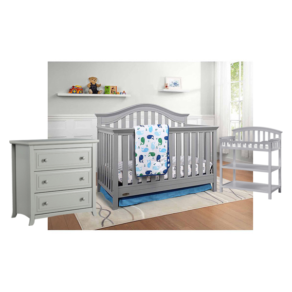 Graco La Belle Bryson Collection, Pebble Gray