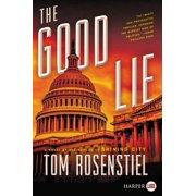 The Good Lie (Paperback)(Large Print)
