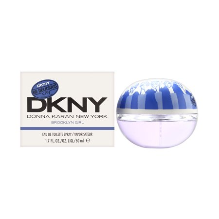 DKNY Be Delicious City Brooklyn Girl 1.7 oz Eau de Toilette Spray Limited