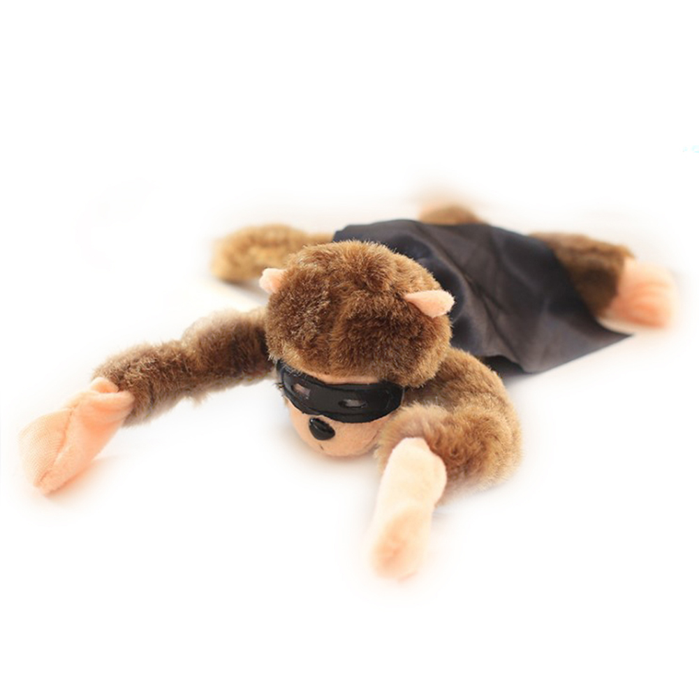 Viugreum Stuffed Monkey Plush Doll Toy Kids Adults Animals Toys