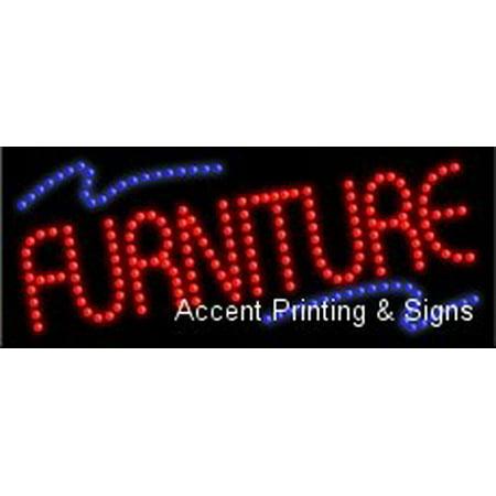 Impact Furniture - Furniture LED Sign (High Impact, Energy Efficient)