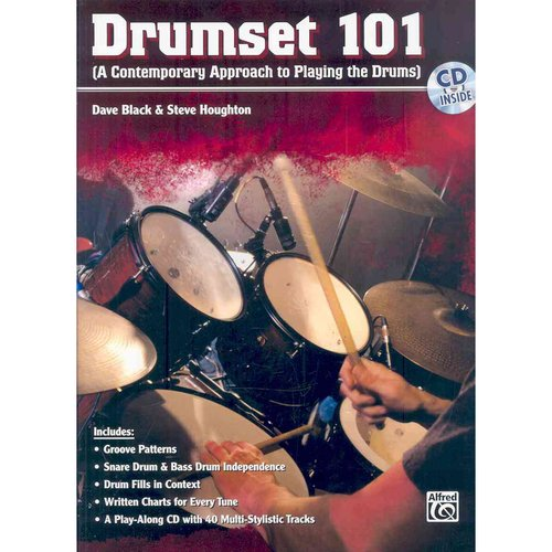 Drumset 101: A Cotemporary Approach to Playing the Drums