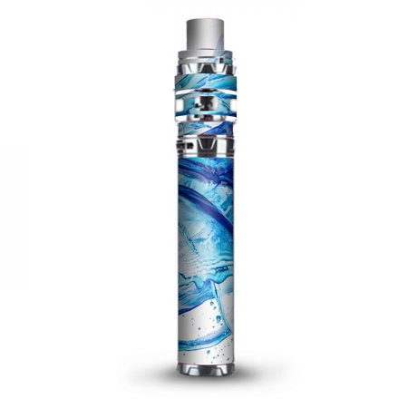 Skin Decal Vinyl Wrap for Smok Stick Prince Kit TFV12 Prince Vape Kit skins stickers cover/ water -
