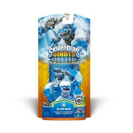 Skylanders Giants: Single Character Pack Core Series 2 Slam Bam - Flintstone Bam Bam