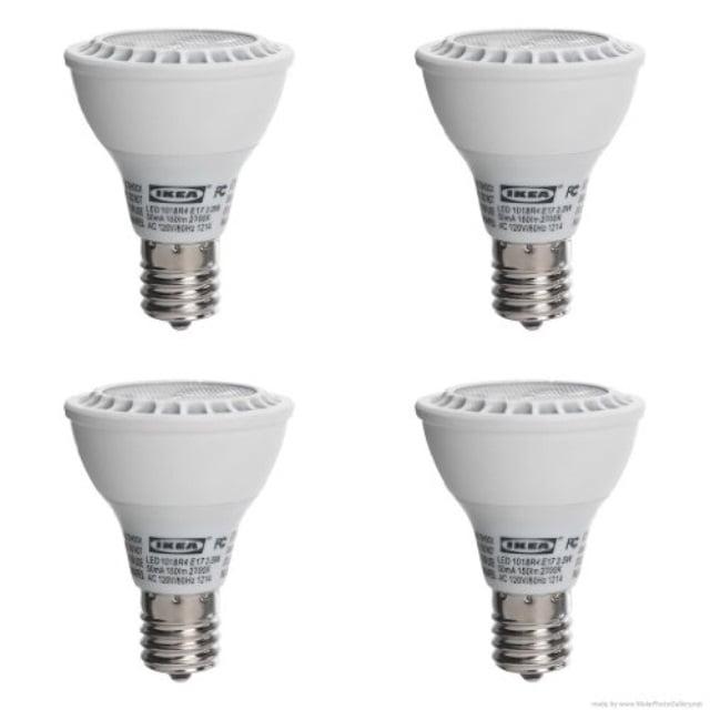 Ledare Led Bulb E17 Reflector R14