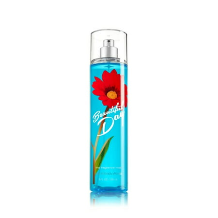 Bath & Body Works Beautiful Day Fine Fragrance Mist 8.4