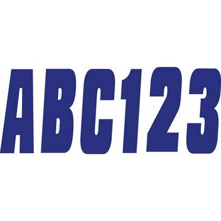 Hardline Series 350 Registration Kit, Solid Color Font (Includes 4 Set of 3