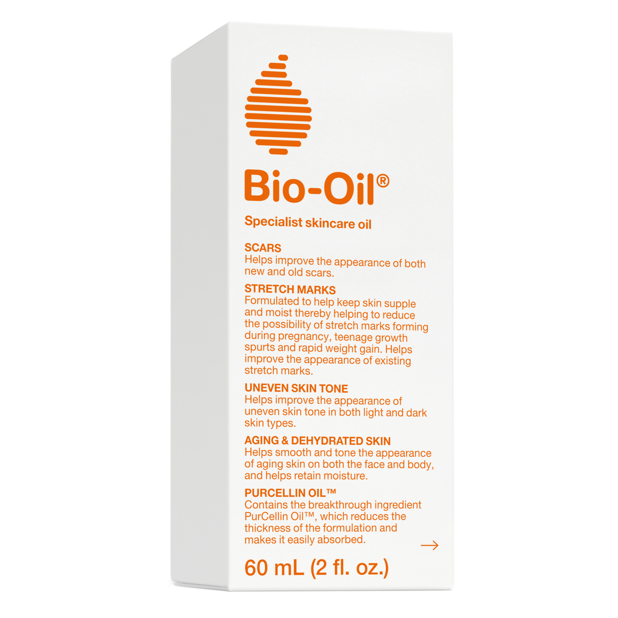 Bio Oil Skin Treatment, 2 Oz