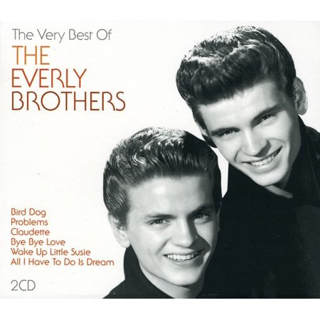 Very Best of the Everly Brothers (CD) (The Very Best Of The Statler Brothers)