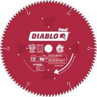 Diablo Wood (Freud D1296L Diablo Melamine, Laminate Flooring, And Wood Saw Blade 12-Inch D )