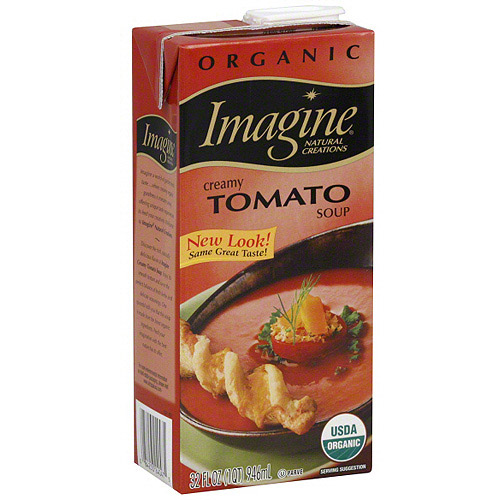 Imagine Foods Natural Creations Creamy Tomato Soup, 32 oz (Pack of 12)