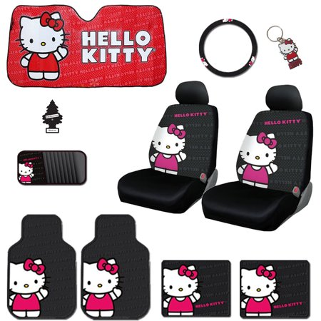 Hello Kitty Car Seat Covers And Mats