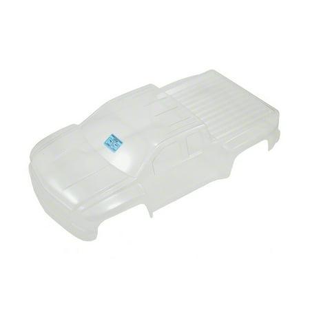 Silverado Hd Liquid (Proline 338517 Pre-Cut Chevy Silverado Hd Clear Body PRO338517 )