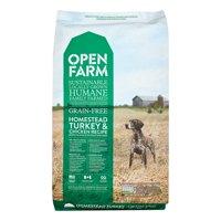 Open Farm Grain-Free Turkey & Chicken Recipe Dry Dog Food, 24 Lb