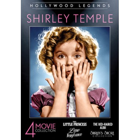 Hollywood Legends: Shirley Temple (DVD)