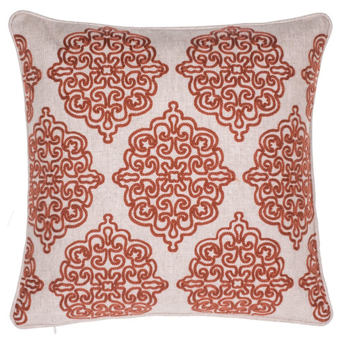 Image of 14 Karat Home Inc. Charlotte Throw Pillow