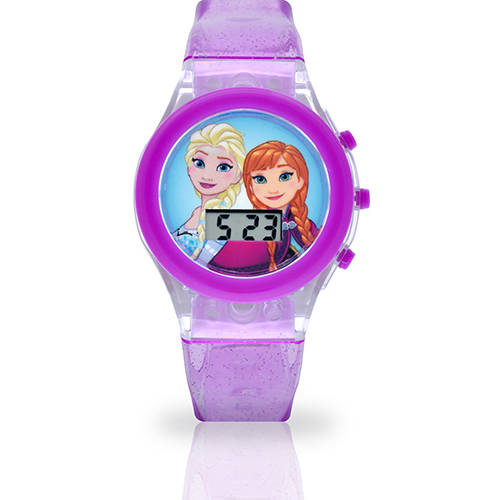 Disney Frozen Watch with Light Up Watch Band