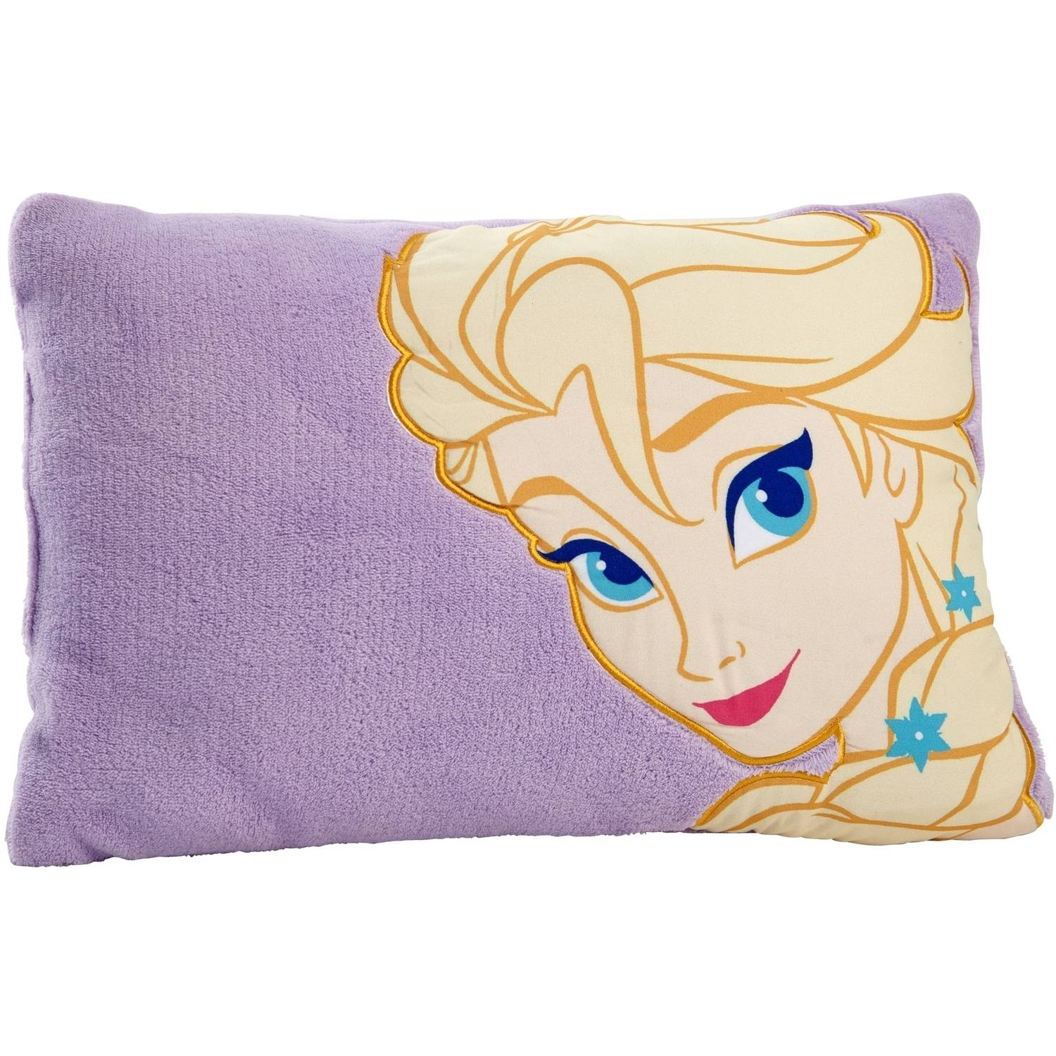 Frozen Toddler Pillow