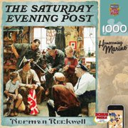 1000 PC Saturday Evening Post by Norman Rockwell: Homecoming Marine (Other)