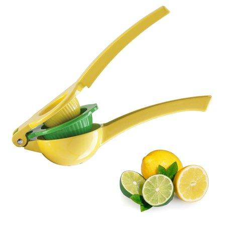 Lemon Lime Squeezer 2in1 Manual Hand Held Juicer Orange Citrus Fruit Juice