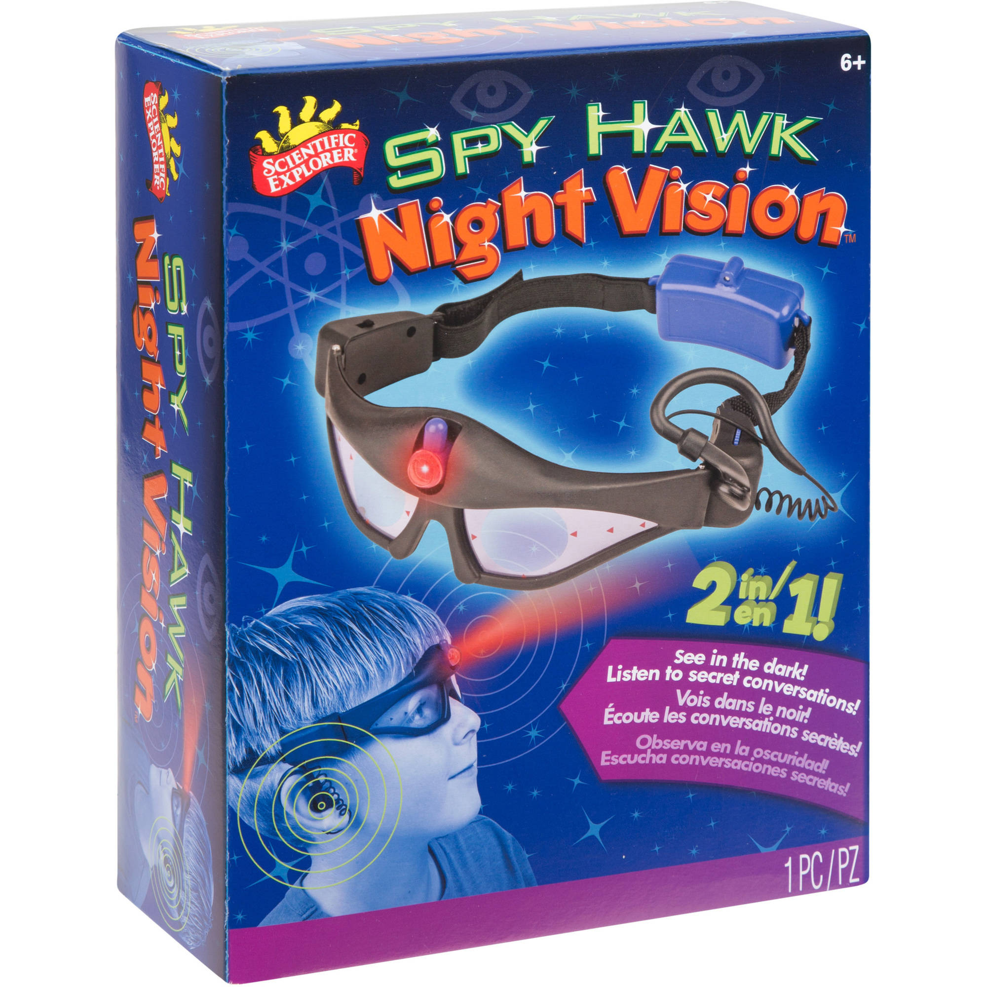 Scientific Explorer Spyhawk Night Vision Goggles