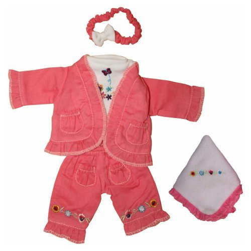 Molly P. Becky 9 in. Doll Outfit