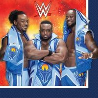 WWE Wrestling Bash Lunch Napkins (16ct)