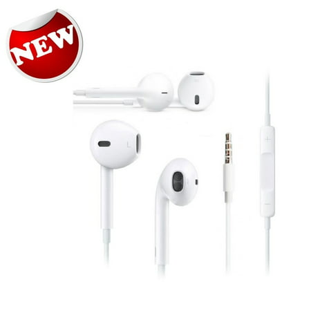 NEW Original Apple iPhone 5 5S 6 6S EarPods EarPhones HeadPhones W/Remote &